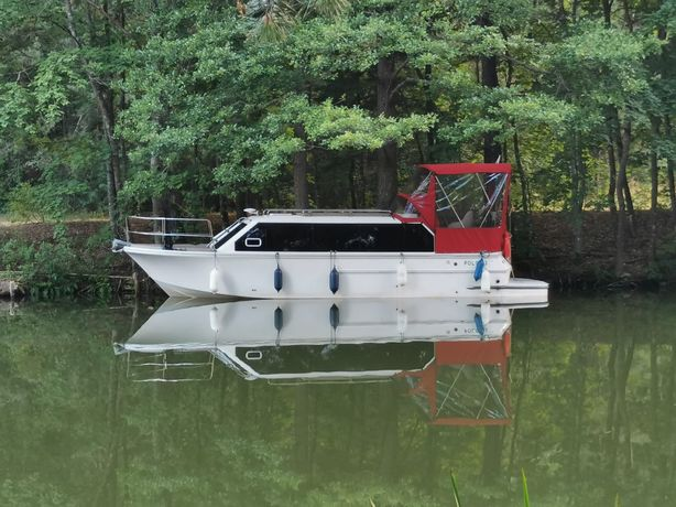 Czarter Augustów , Houseboat , Barka , Jacht Motorowy , Bez Patentu
