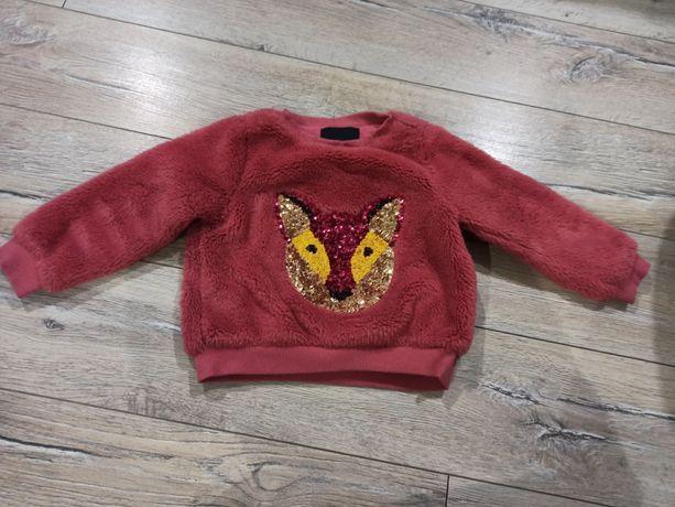 Śliczny sweterek, Reserved, rozmiar 92