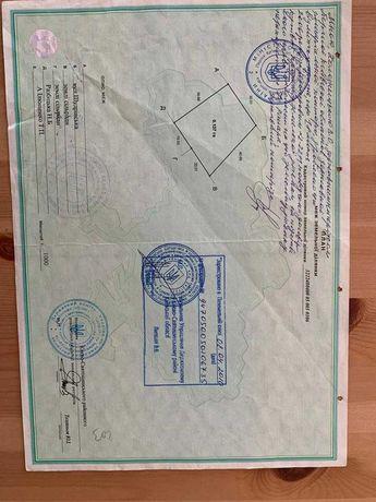 Земля 14 соток під забудову в Києво-Святошинському р-ні, с. Шевченково
