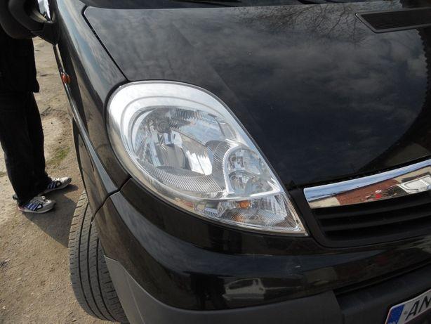 Фара 2006-2010на Renault Trafic, Opel Vivaro, Nissan Primastar
