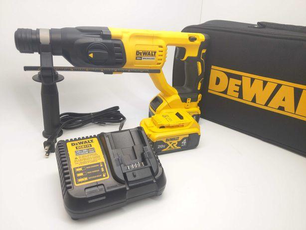 Безщітковий акумуляторний перфоратор DeWalt DCH133M2 DCH133  Орігинал