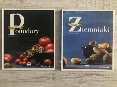 Kuchnia smakosza Pomidory, Ziemniaki