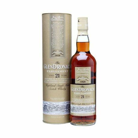 glendronach 21 year Виски
