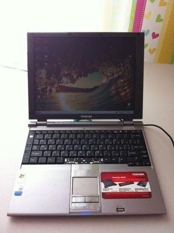 Продам тонкий ноутбук Toshiba Portege R200