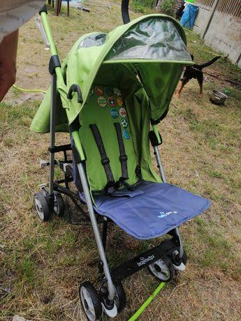 Wózek specerowy typu parasolka baby design zielony