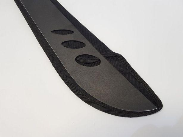 MEGA nóż maczeta 58 CM BLACK MIECZ +pokrowiec