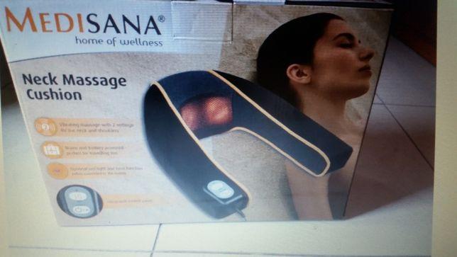 Masaż szyi i karku Medisana model E-7264 masażer karku i ramion
