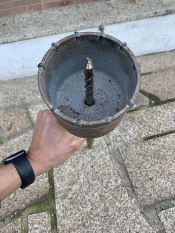 Vendo broca craneana de betao da marca wurth