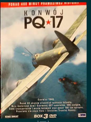 Filmy wojenne Konwój PQ 17