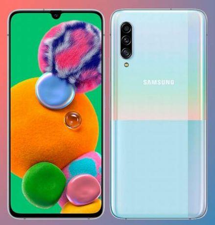 Акция Телефон Samsung Galaxy A90 6|128 смарфтон Android 10 самсунг