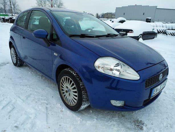 Fiat Grande Punto 1.2 65km Klima Bezwypadkowy