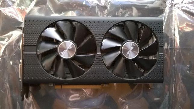 Karta graficzna Sapphire AMD RADEON RX 470/ 570 Dual-X 4GB GDDR5 256bt
