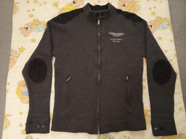 Sweterek chłopięcy Aston Martin Racing by Hackett