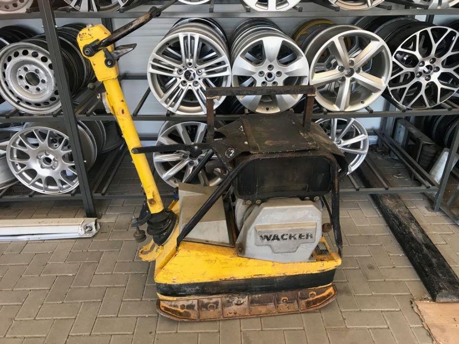 Wynajmę zagęszczarka wibracyjna Wacker płyta 470 kg Kłodzko Kłodzko - image 1