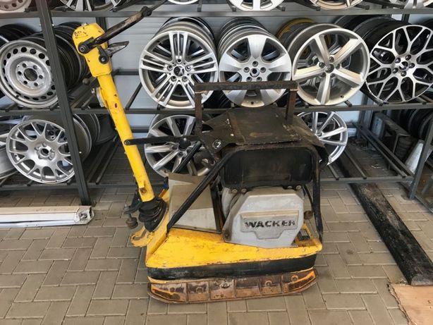 Wynajmę zagęszczarka wibracyjna Wacker płyta 470 kg Kłodzko