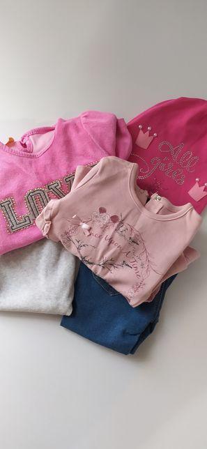 Одяг для дівчинки 9 міс.- 1 рік