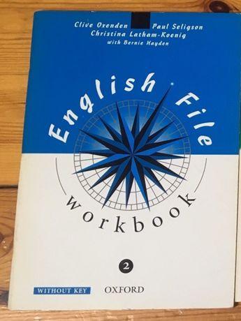 Ćwiczenia English File Oxford