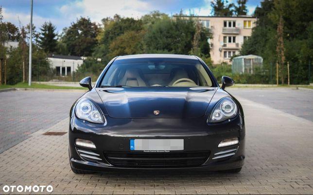 Porsche Panamera Salon Polska 4x4 serwisowana