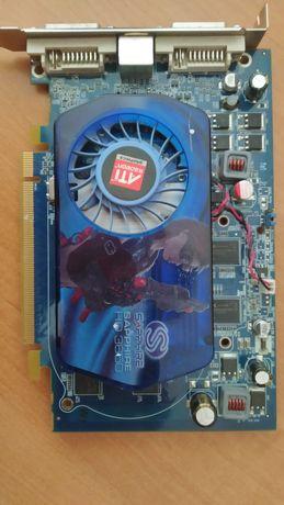 Продаю видеокарту AMD Radeon HD 3650