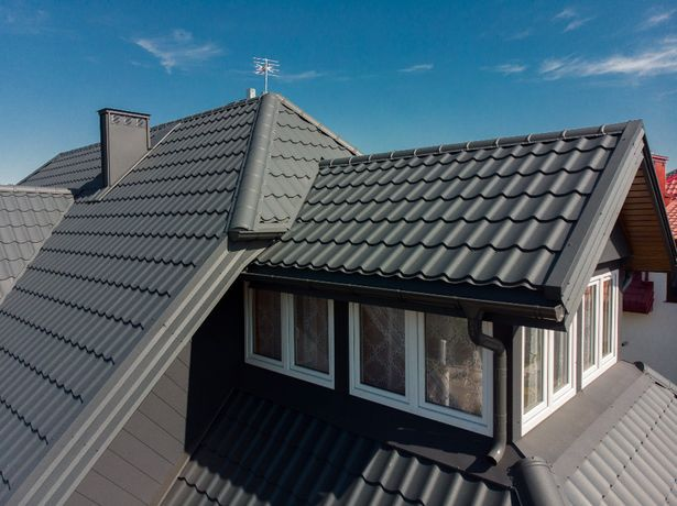 Pokrycia dachowe Blachodachwki Trapezy Rąbki Zastrzaskowe BRATEX