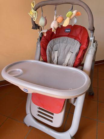 Chicco Cadeira de refeição e espreguiçadeira