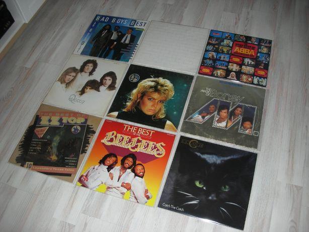 płyty winylowe,the best,queen,cc.catch i inne
