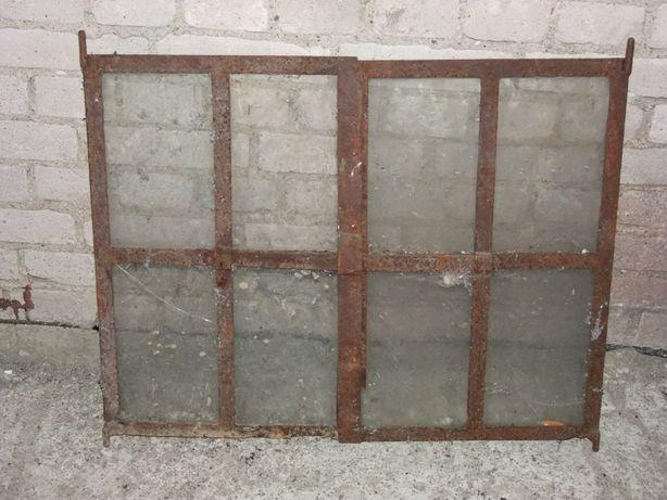 Element okna metalowego