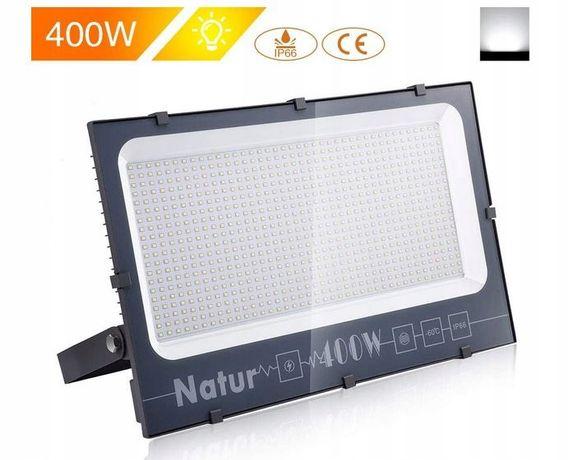 Natur 400W reflektor LED super jasny 40000lm