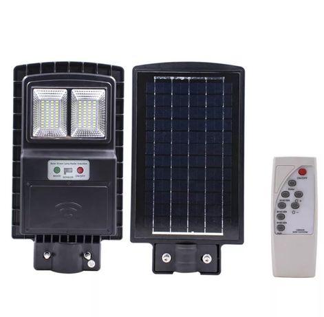 Lampa uliczna latarnia solarna 60W halogen led PILOT