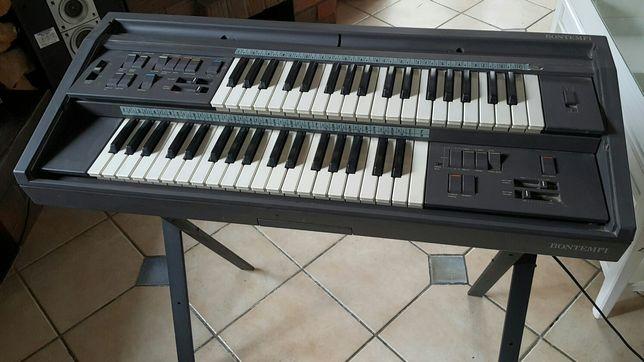 Organy Bontempi, 2 manuały