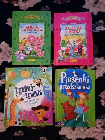 6 książek dla dzieci