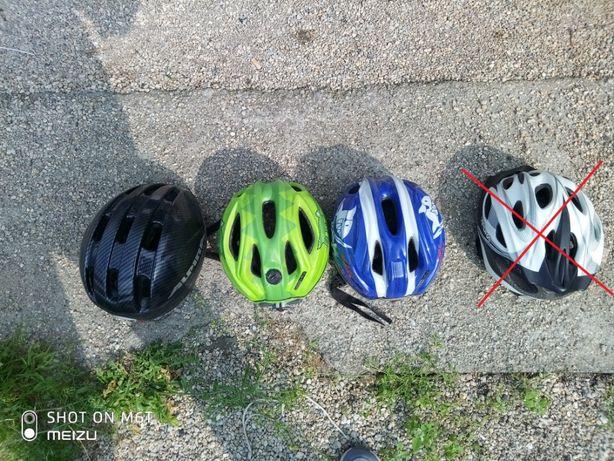 sprzedam kaski rowerowe dzieciece