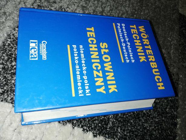 Worterbuch Technik Słownik techniczny