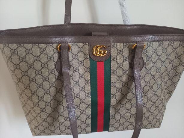 Torba Gucci Ophidia GG shopper