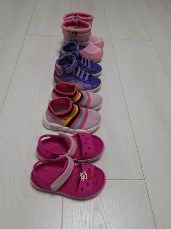 Обувь на девочку. Зимняя обувь. Демисезонная обувь.