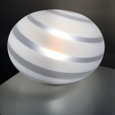 Lampa biała Falko Sfera L1