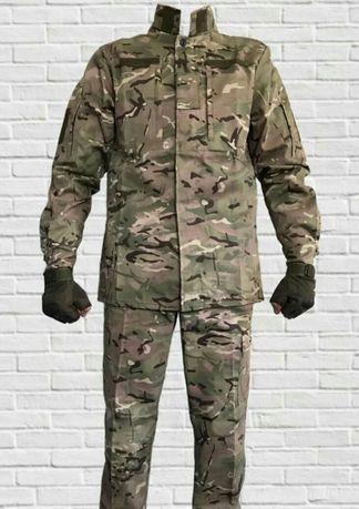 Форма костюм МЕЖСЕЗОН КамуфляжВоенный армейский MTP(мультикам)Multicam