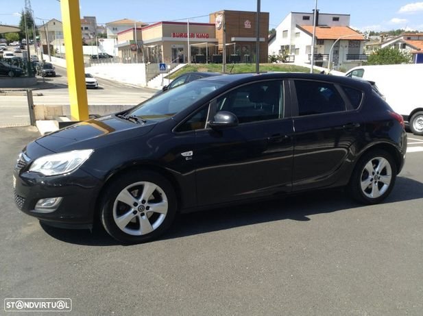 Opel Astra 1.7 CDTi Executive Start/Stop