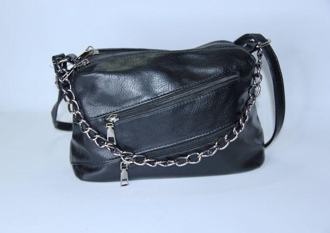 Небольшая сумочка - клатч на два отделения. Она ждет тебя!