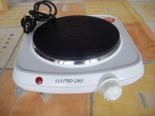 Kuchenka elektryczna jednopłytowa Electro-Line 1500 W