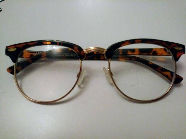 Okulary-zerówki H&M