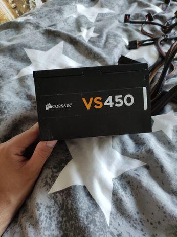Zasilacz Corsair VS450 450W sprawny