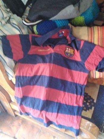 Equipamento do FC Barcelona tamanho M