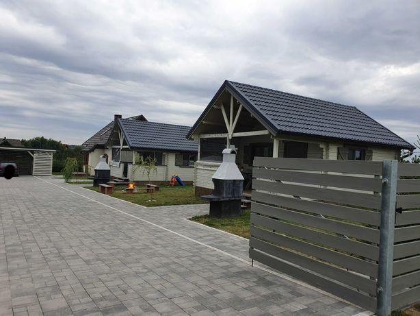 Domki Wolny weekend Letniskowe Kaszuby Bory Tucholskie