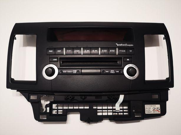 Radio fabryczne Mitsubishi Lancer