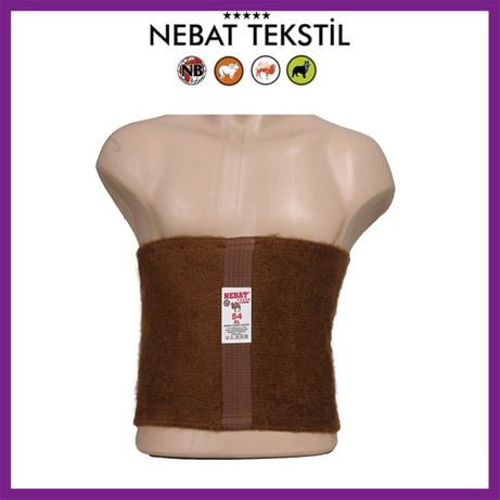 Пояса из шерсти - собачьей, верблюжьей, овечьей шерсти (Турция)
