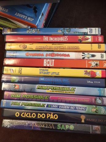 DVD's Filmes