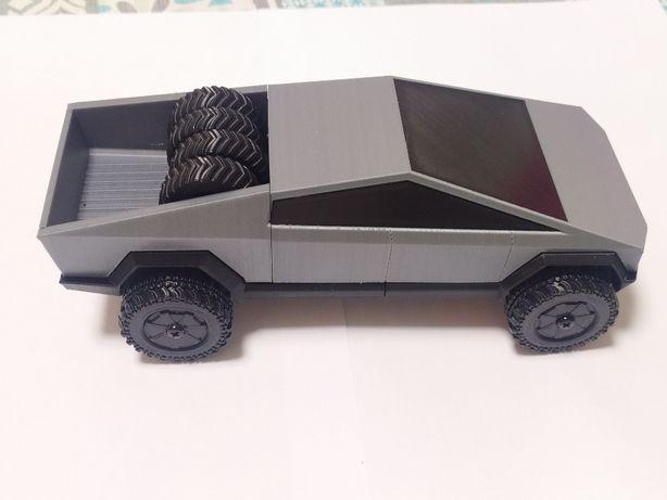 Тесла Кибертрак Модель Tesla Cybertruck