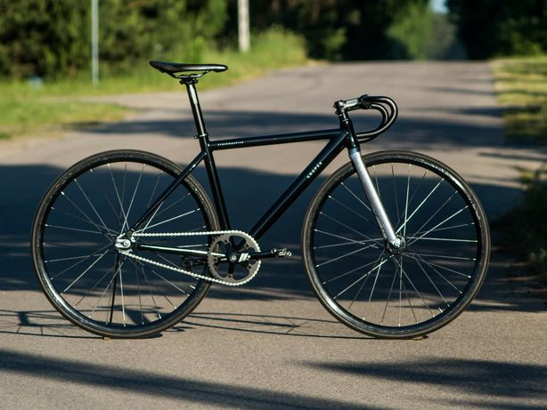 Rower Tor Ostre Koło Trackmachine S