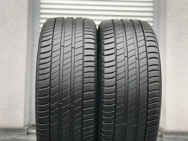 2szt letnie 225/55R17 Michelin 7mm 2019r świetny stan! gwarancja L120